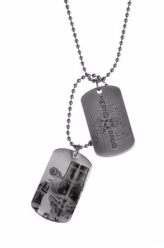 Chaine Pacific Rim Cherno Alpha Dog Tags