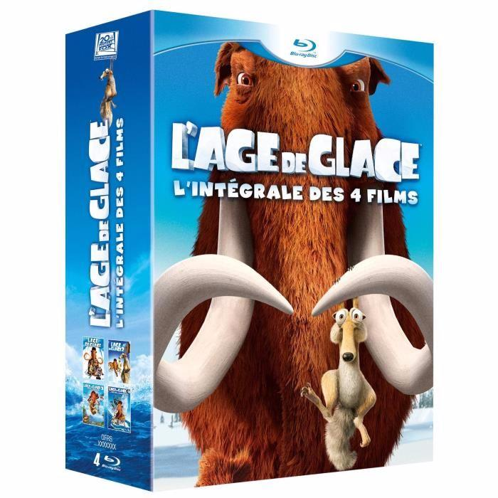 L\'Age de glace La collection mammouth [Blu-ray]