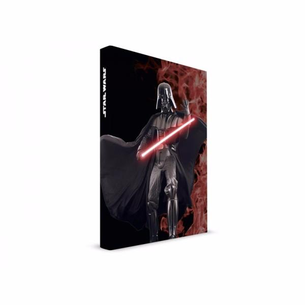 Notebook sonore et lumineux Star Wars Darth Vader