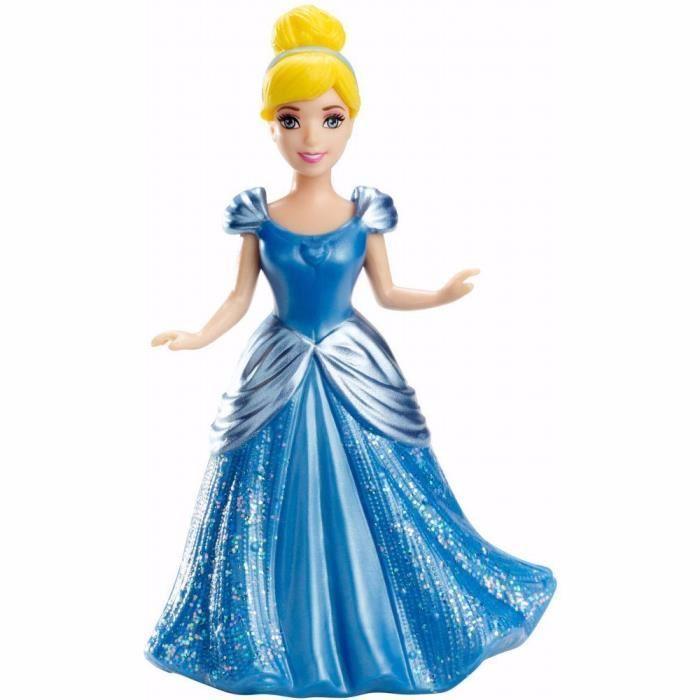 Mini poupée Princesse Disney - Cendrillon