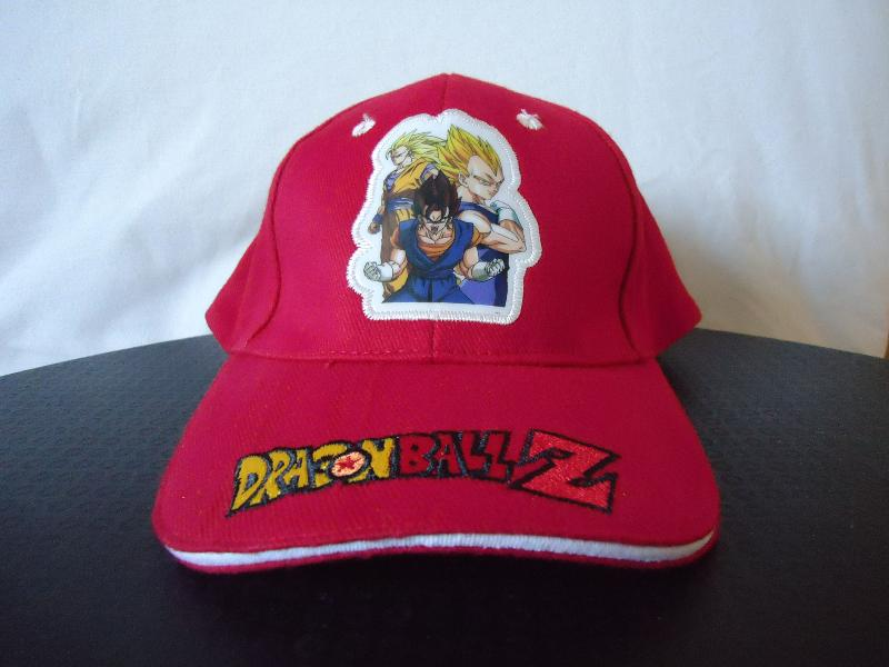 Casquette Dragon Ball Z Cogeta