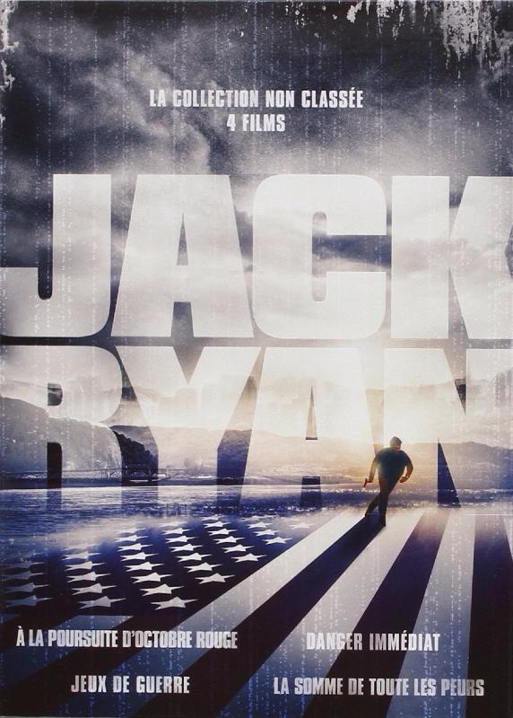 Jack Ryan - Coffret 4 films (DVD)
