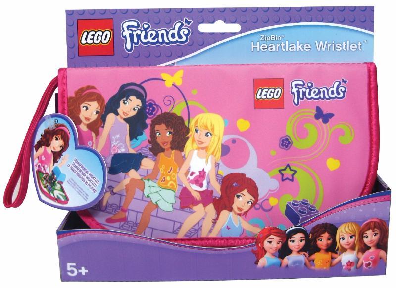 LEGO Friends - Zipbin Pochette Bracelet