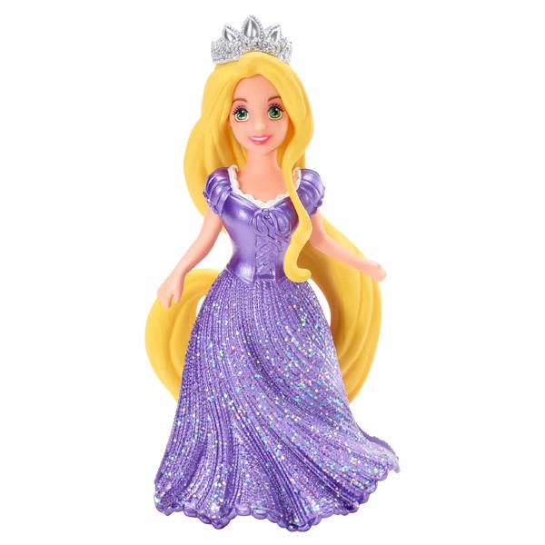 Mini poupée Princesse Disney - Raiponce