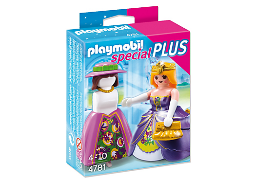 Playmobil - 4781 - Princesse avec mannequin