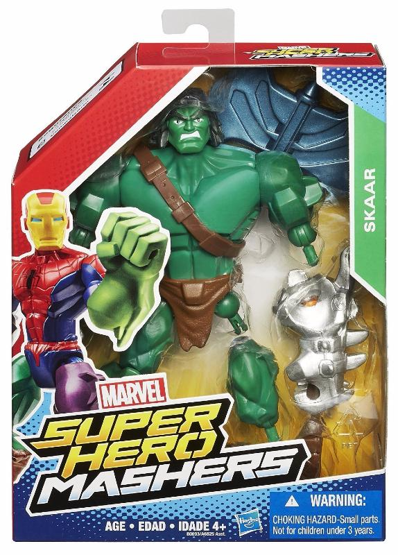 Marvel Super Hero Mashers Skaar Figurine Personnalisable 15 cm