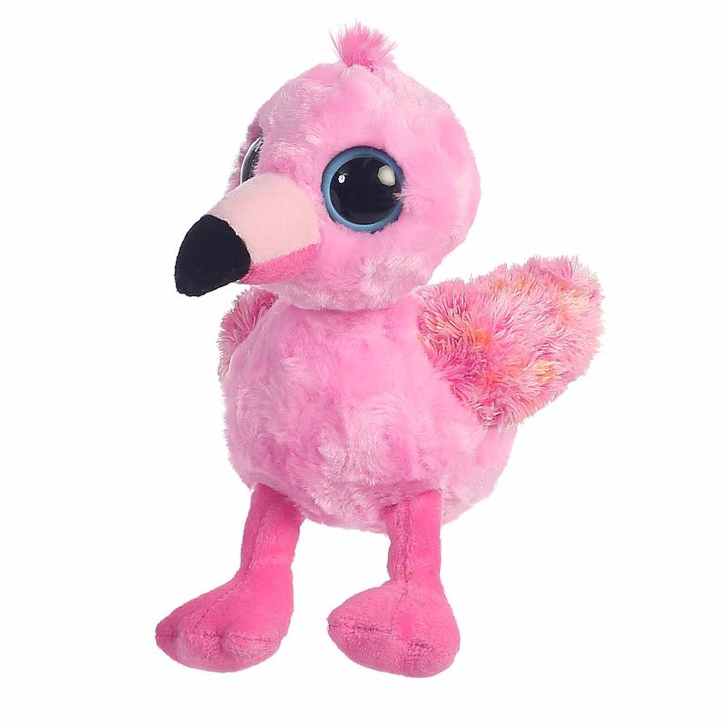 Yoohoo & Friends Lascar Pinkee the chilean Flamingo