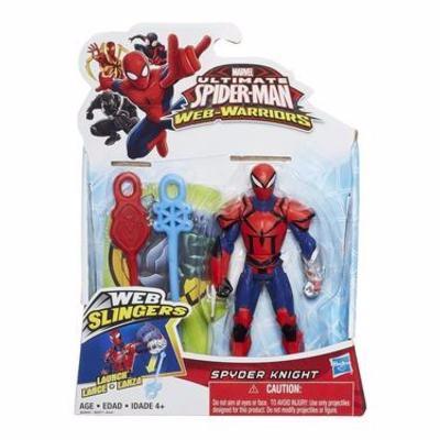 Marvel Ultmate Web-Warriors Spyder Knight Web Slingers