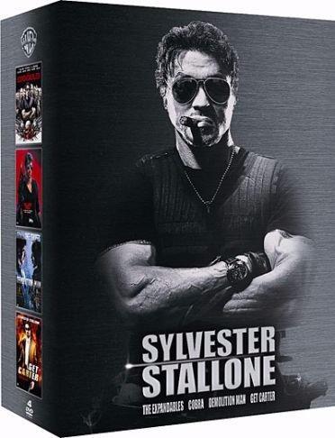 Sylvester Stallone - Coffret 2011 |DVD]
