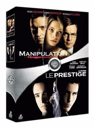 film-dvd-action-Coffret-Hugh-Jackman-Manipulation-Le-prestige-zoom
