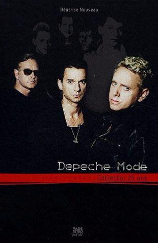 Livre depeche mode collector 25 ans beatrice nouveau