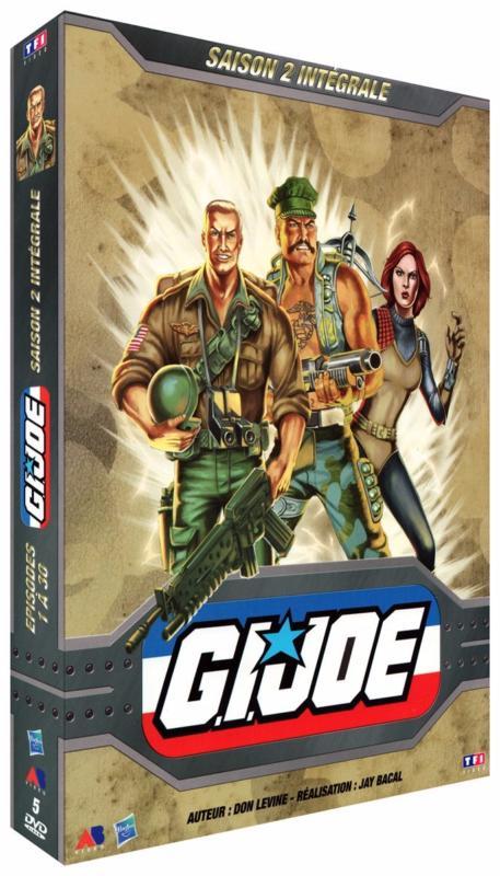 G.I. Joe - Saison 2 (DVD)