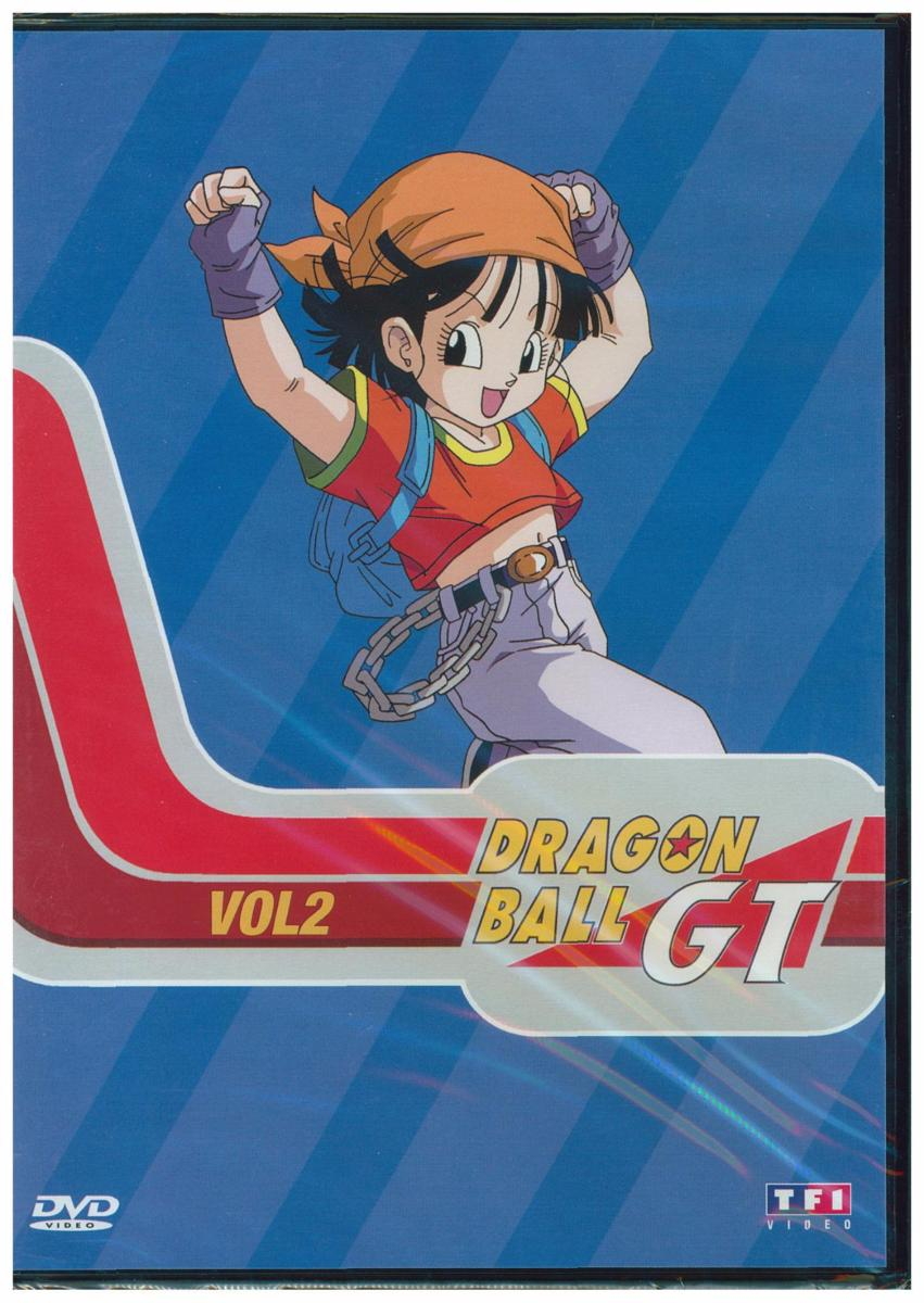 Dragon Ball Gt Vol 2 Episode 5-8 (DVD)