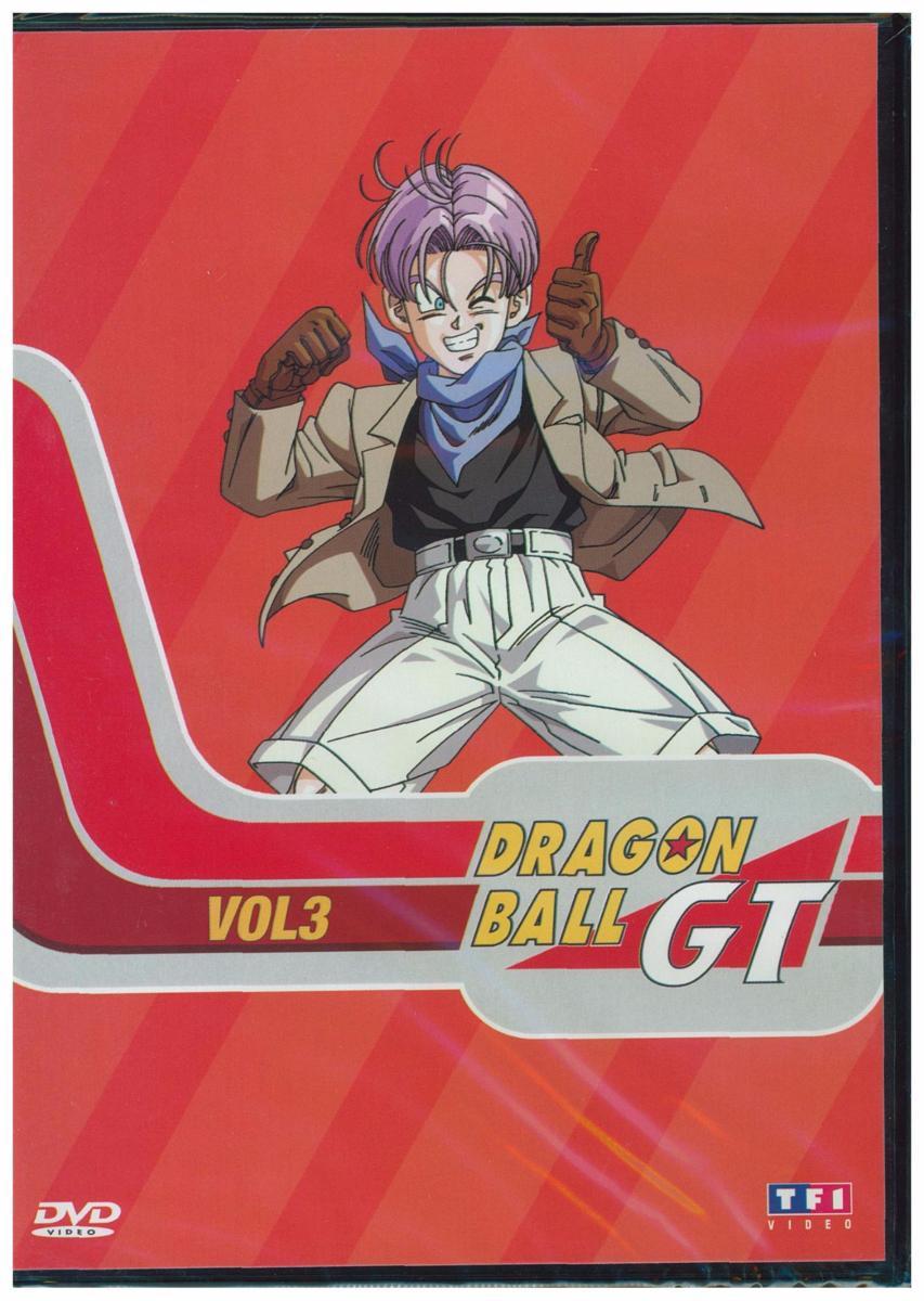 Dragon Ball Gt Vol 3 Episode 9-12 (DVD)