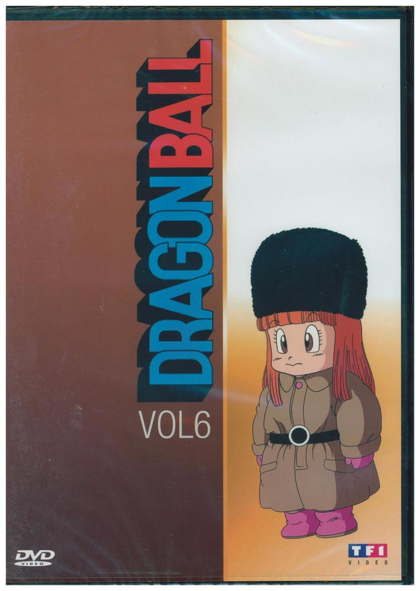 Dragon Ball Vol 6 Episode 31-36 (DVD)