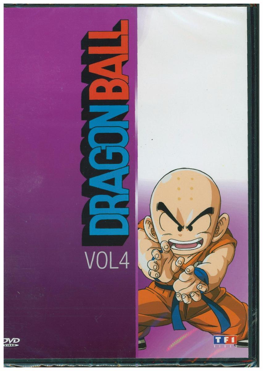 Dragon Ball Vol 4 Episode 19-24 (DVD)