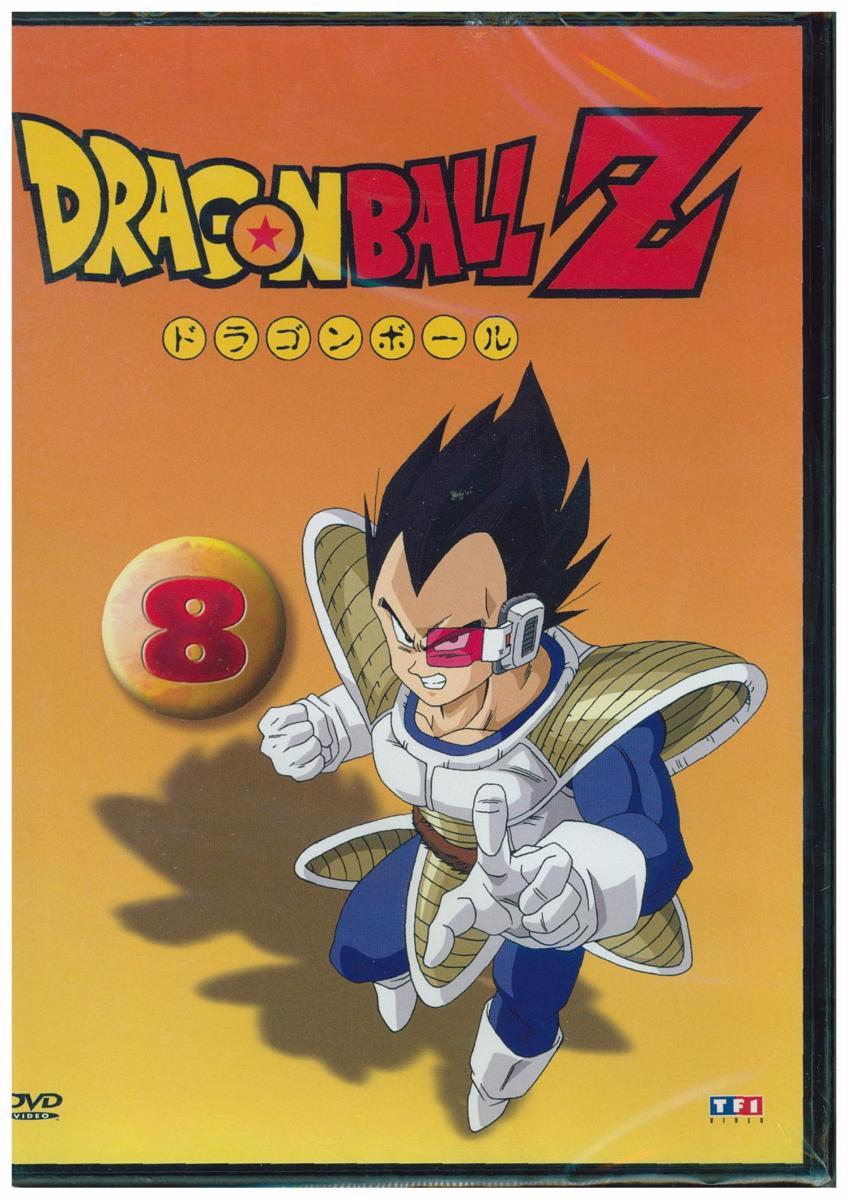 Dragon Ball Z Vol 8 Episode 29-32 (DVD)