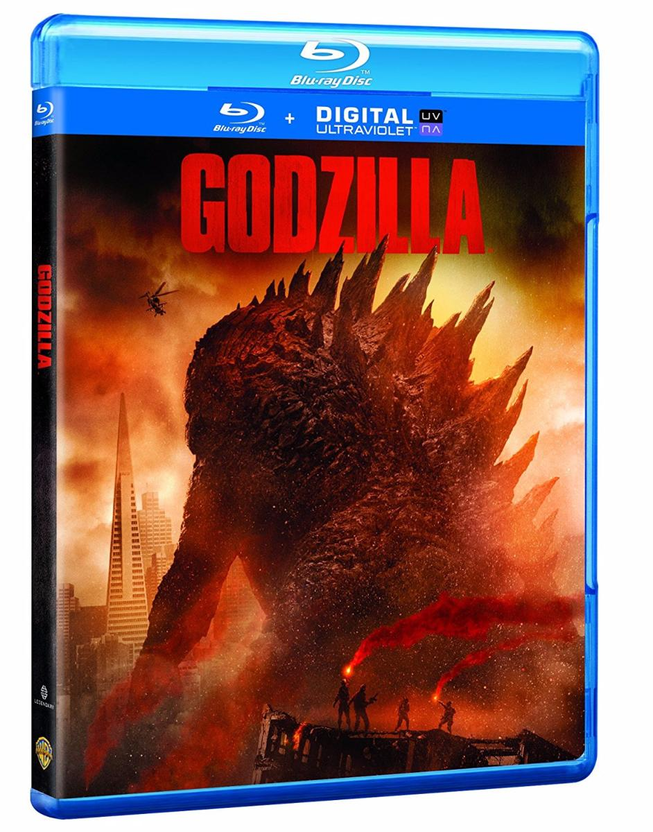 Godzilla [Blu-ray + Copie digitale]