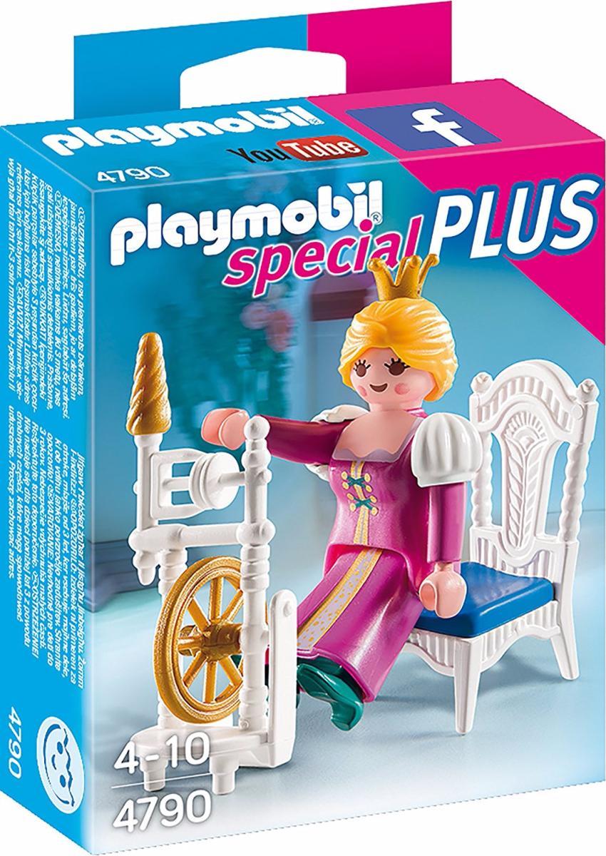 Playmobil - 4790 - Princesse avec accessoires de couture