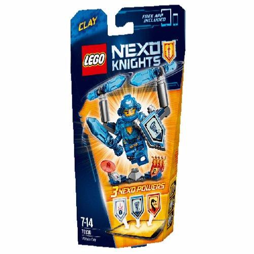 LEGO - 70330 - Nexo Knights - Clay l\'Ultime chevalier