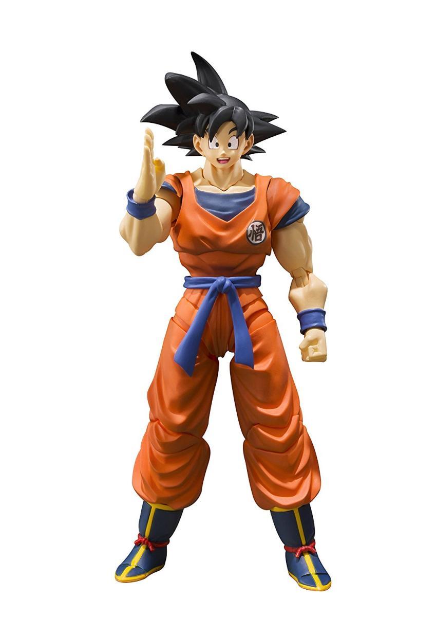 Figurine Dragon Ball Z Son Goku S.H.Figuarts