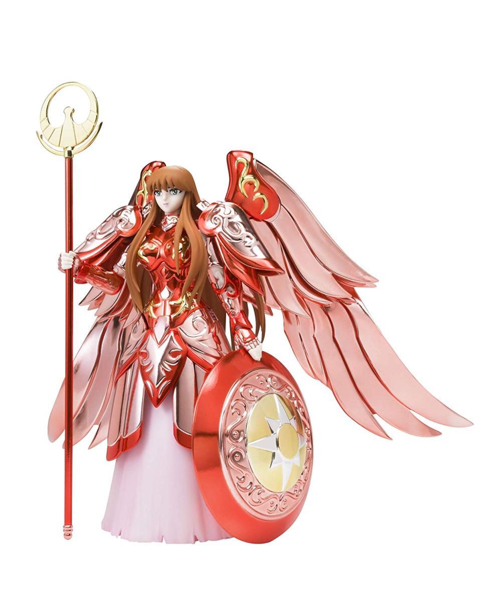 Figurine BANDAI saint seiya myth cloth Athena Goddess 15th Anniversary