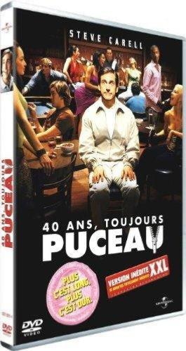 40 ans, toujours puceau [DVD]