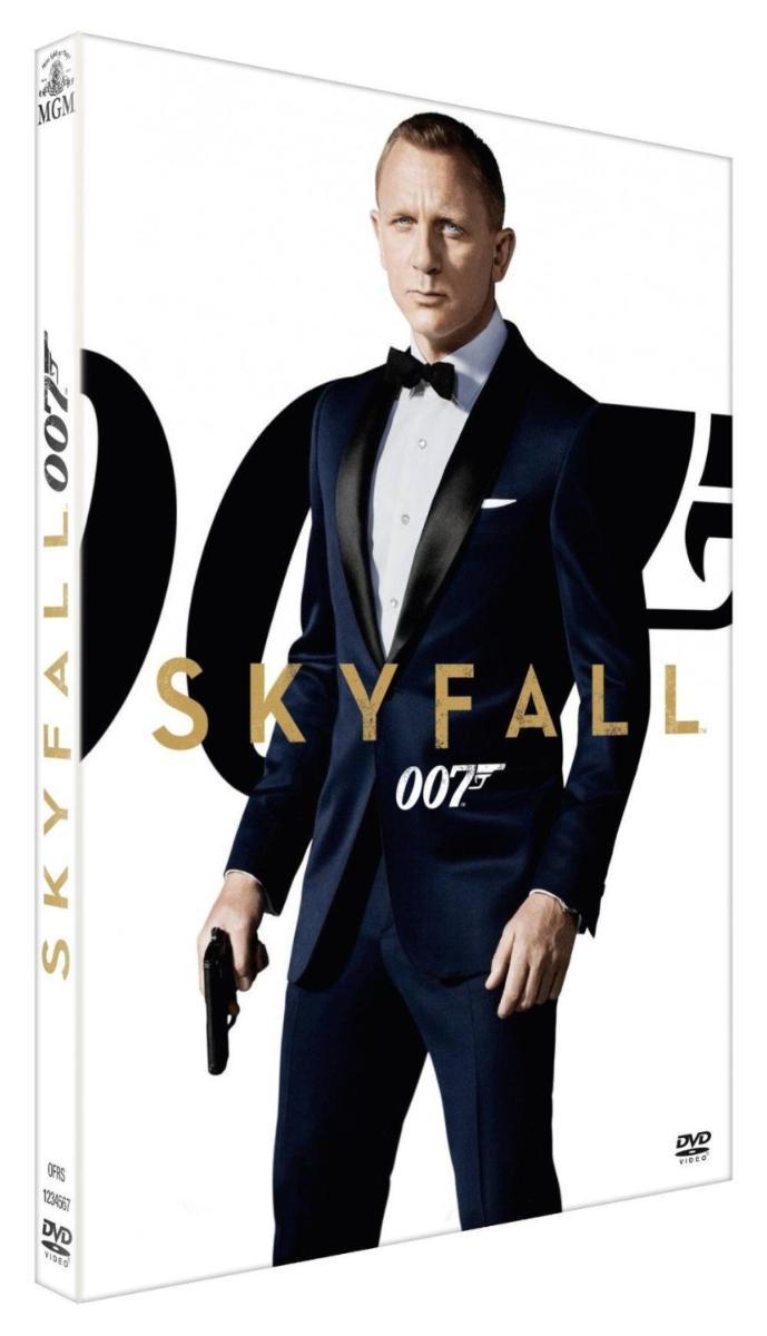 Skyfall 007 [DVD]