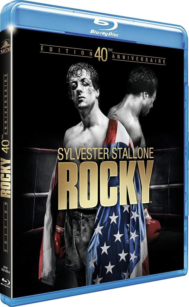 Rocky 40ème anniversaire [Blu-Ray]