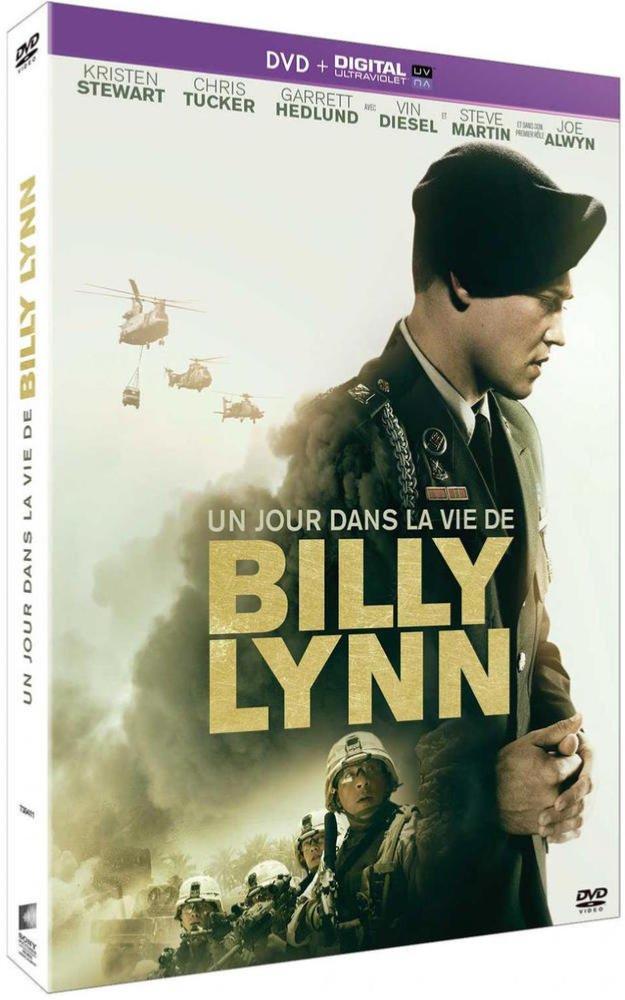 Un jour dans la vie de Billy Lynn [DVD]