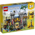 Jouet LEGO 31120 Creator chateau medievale 1
