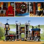 Jouet LEGO 31120 Creator chateau medievale 3