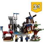 Jouet LEGO 31120 Creator chateau medievale 5