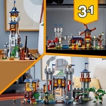 Jouet LEGO 31120 Creator chateau medievale 6