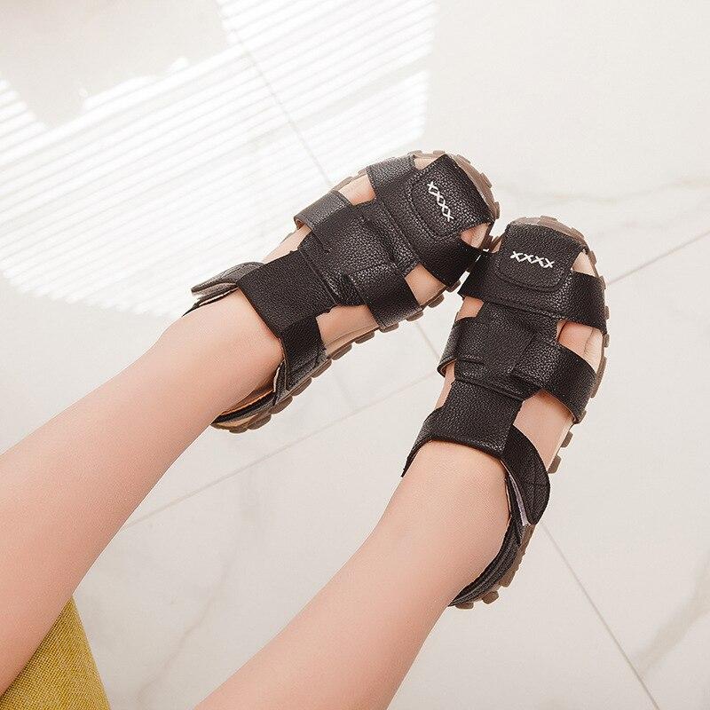 Sandales Bout Ferm/é Mixte Enfant /Ét/é Respirant Chaussures Doux Mode Chaussure Filles gar/çons Sandales en Maille