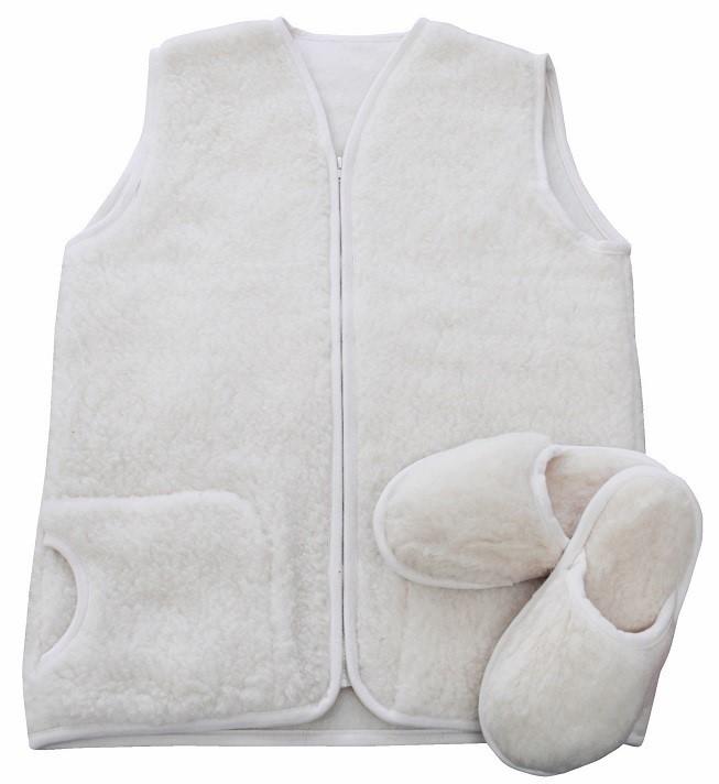 ensemble-laine-gilet-chaussons