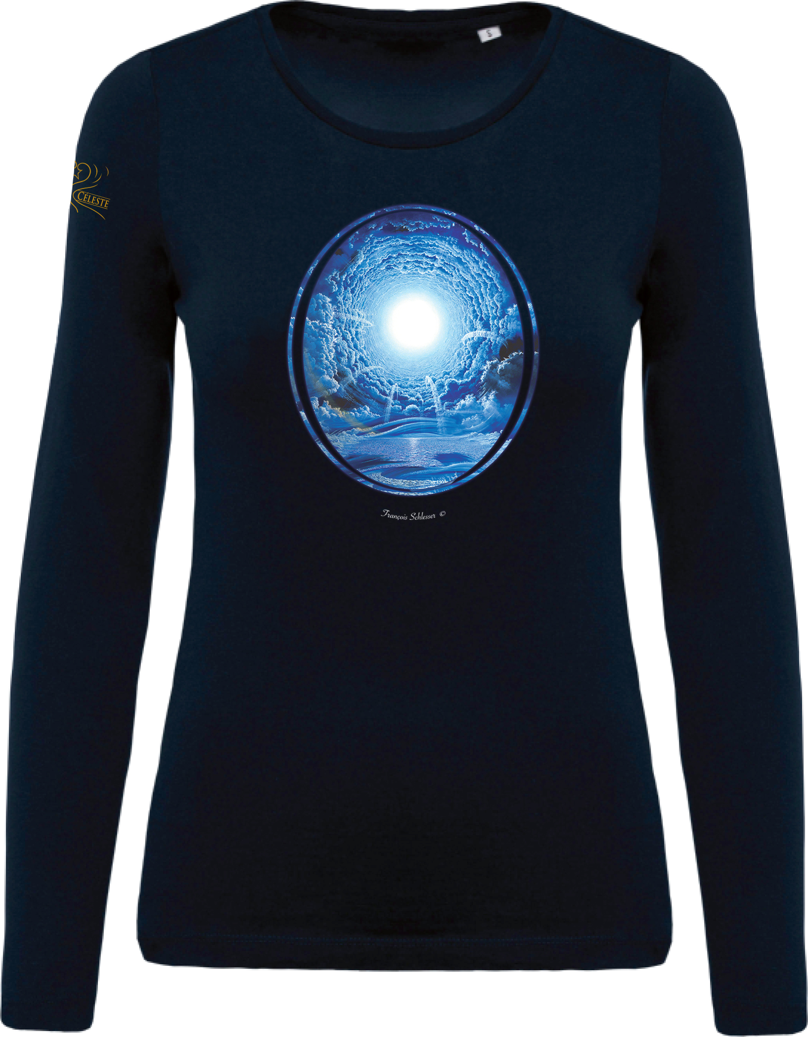T-shirt  La Fontaine d\'eau Vive