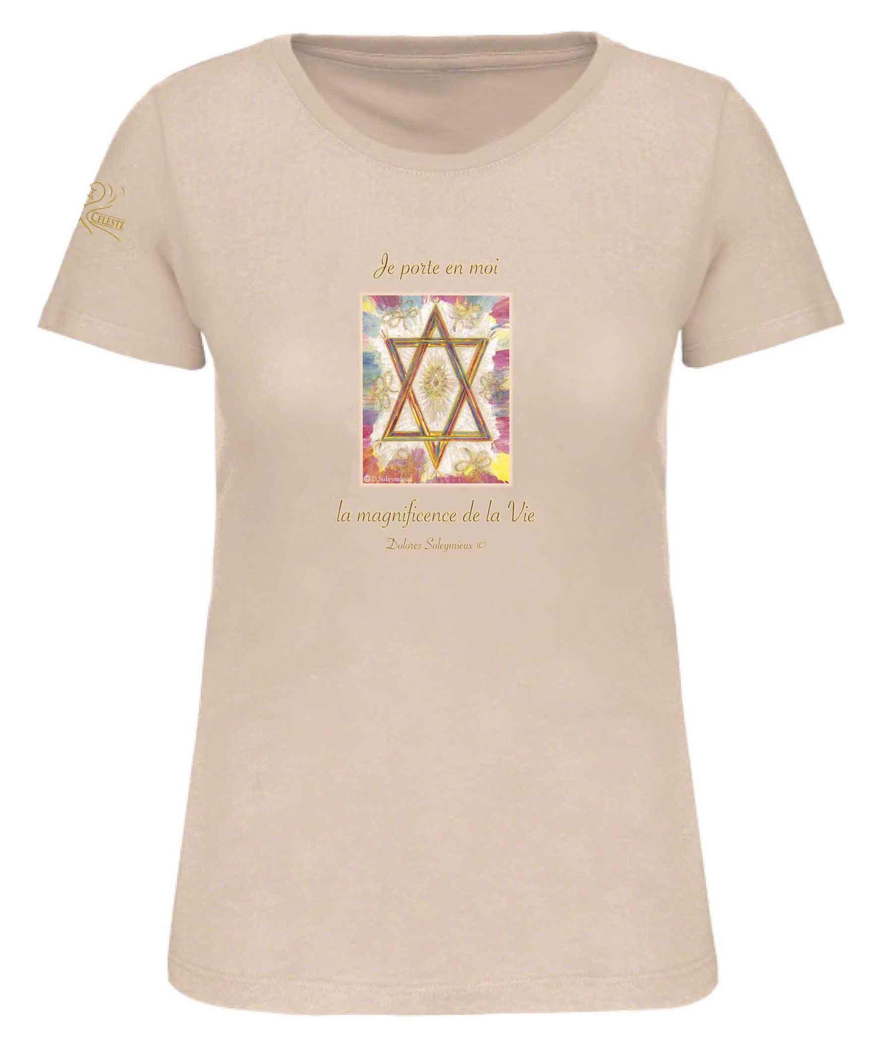 T-shirt Magnificence pour femme