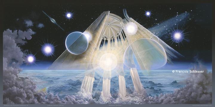 Reproductions de Vaisseau spirituel