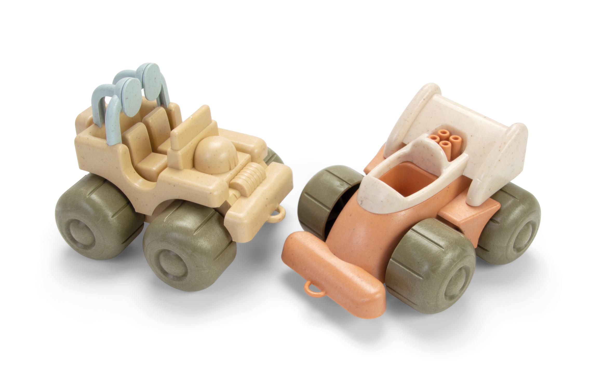 dantoy jouet bio plastique écologique écolabel voiture