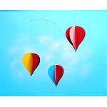 Flensted Mobile décoratif décoration montgolfière 3