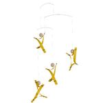 Flensted Mobile décoratif décoration Free Mind libre esprit 4 danseurs