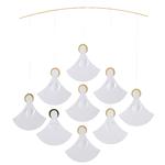Flensted mobile décoratif décoration intérieur scandinave chœur anges