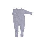 joha pyjamas laine merinos gris