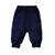joha pantalon laine brossée bleu marine