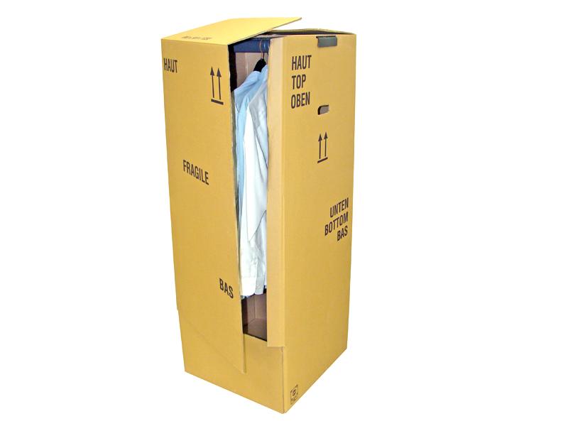 XCP1000-Carton penderie