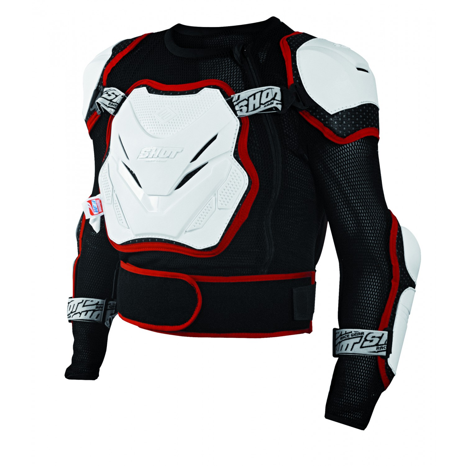 gilet protection bmx decathlon