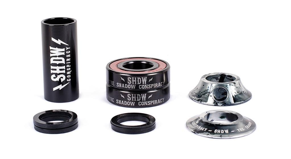 Roulements de pédalier SHADOW Stacked Mid  19 ou 22mm
