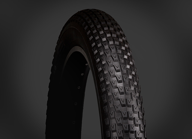 Pneu VEE TIRE gravel cxv 700 X 33C black