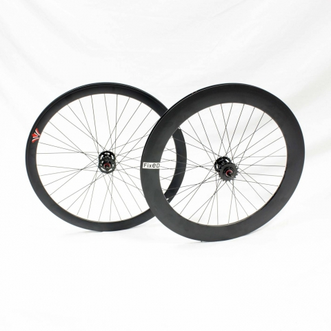 Paire de roues BERETTA 43mm av/70mm ar